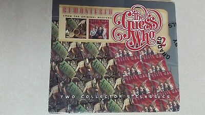 CD / The GUESS WHO - Road Food / Power In The Music - 2004 BMG