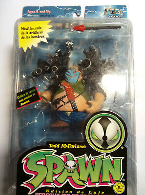 SPAWN Ultra Action Figures - Series 4 - CLOWN II - McFarlane Toys OVP 1996!!
