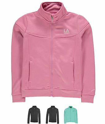 BRAND LA Gear Full Zip Pile Girls 61209391