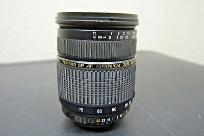 Tamron AF 28-75mm f/2.8 SP XR Di LD Aspherical (IF) for NIKON