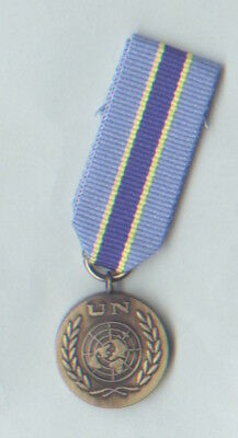 ONE MODERN MINIATURE Medal  for the UN MONUC MEDAL (CONGO)
