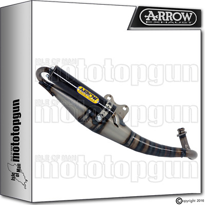 Arrow Full Exhaust System Extreme Carby Carbon Hom Yamaha Aerox 2011 11
