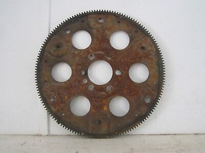 "Vintage Large Gear 13"" Metal Rusty Steel Flywheel Industrial Design Steampunk"