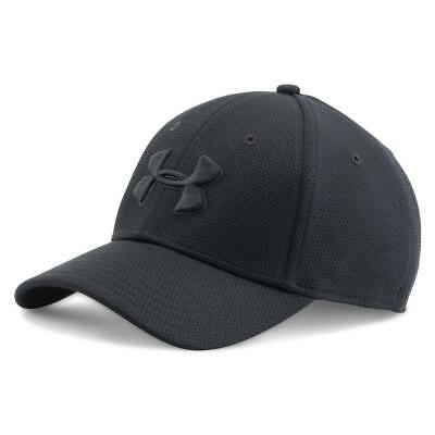 Under Armour Men's Blitzing II Stretch Fit Cap Black style 1254123