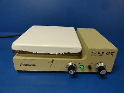 Barnstead Thermolyne SP18425 Nuova Stirring Hot Plate,  120 Volts, 7.3 AMPS,