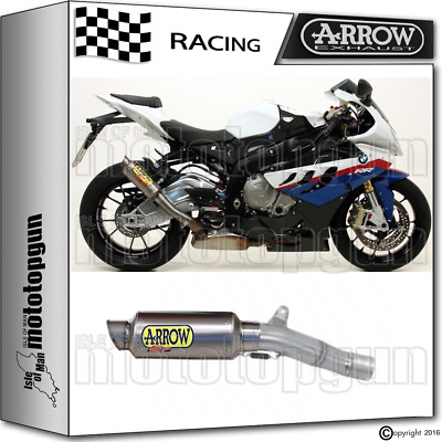 Arrow Kit Muffler Gp-2 Titanium Race Bmw S1000 Rr 2009 09 2010 10 2011 11