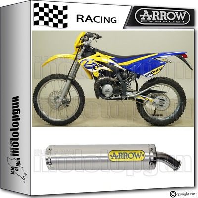 Arrow Muffler Round Kevlar Race Beta Rr 50 Enduro 2005 05 2006 06