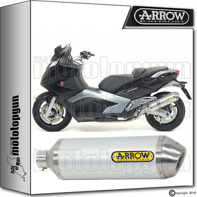 Arrow Muffler Race-Tech Aluminium Hom Gilera Gp800 2011 11 2012 12 2013 13