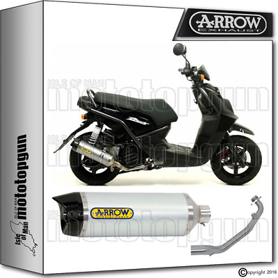 Arrow Full Exhaust System Thunder Carby Cup Hom Yamaha Bw's 125 2012 12 2013 13