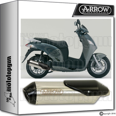 Arrow Exhaust Reflex-2 Chrom Hom Honda @ Chiocciola 150 2004 04 2005 05 2006 06