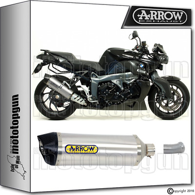 Arrow Kit Muffler Maxi Race-Tech Aluminium Carby Cup Hom Bmw K 1300 R 2016 16