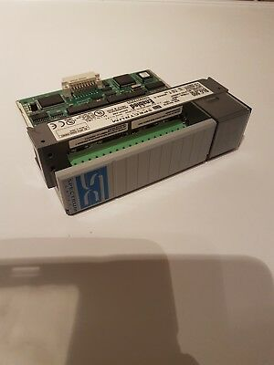 Spectrum /Allen Bradley SLC500 Isolated analogue current Input Card 1746sc-INI4i