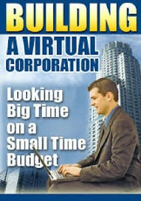 Building a Virtual Corporation --- !    DOWNLOAD AVAILABLE ... !  Resell Rights