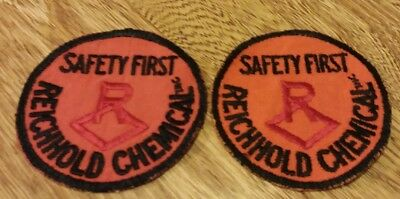 Reichhold Chemical Safety First Patch
