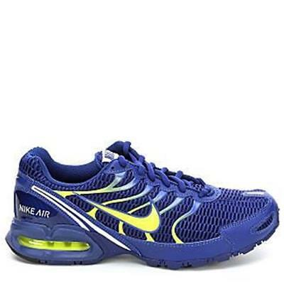 343846 407 NIKE AIR MAX TORCH 4 Men's Shoes Pick Size  Navy/Volt  New In Box