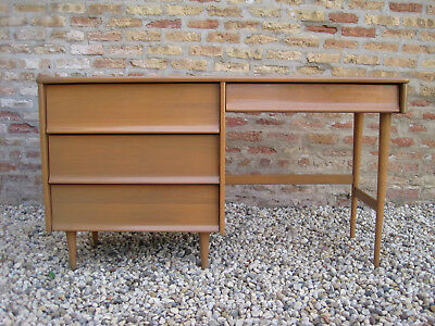 MCM Heywood Wakefield Desk LOCAL PICKUP ONLY