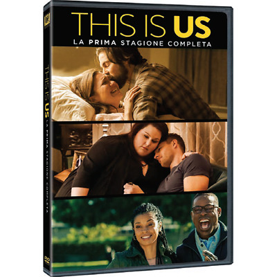 This Is Us - Stagione 01  [Dvd Nuovo]