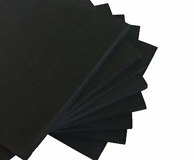 Foam Rubber Padding - 8 Piece Acoustic Damper Anti-vibration Closed Cell-pads