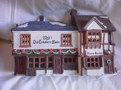 Dept 56 The Old Curiosity Shop #59056 Heritage Dickens Village retired