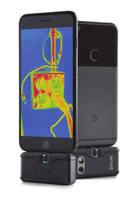 FLIR ONE Pro International Thermal Camera Attachment Apple iOS or Android