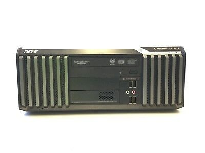 ACER S4 Series Veriton S490G Computer Case with Power Supply (NO Motherboard)