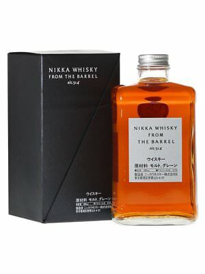 NIKKA from the Barrel 500ml in Gift Box Japanese Whisky Yamazaki Hibiki