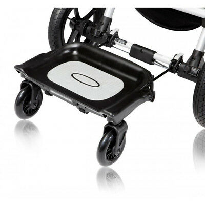 New Baby Jogger City Mini GT Stroller Pushchair Black Buggy Board Glider Toddler