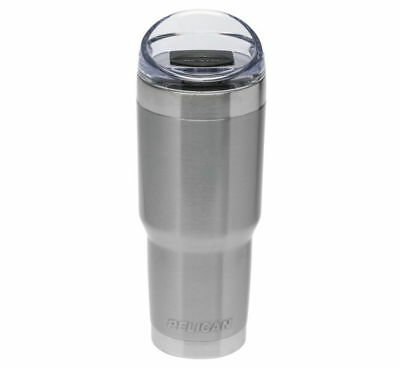 PELICAN PRODUCTS, INC Traveler Tumbler 32 oz. Stainless Steel