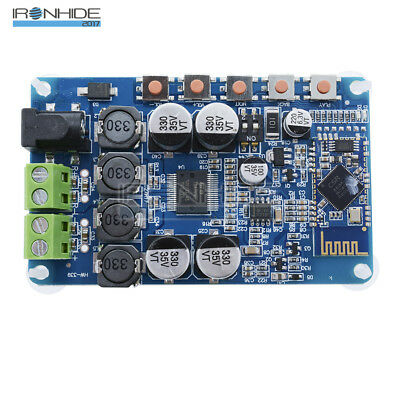 50W+50W TDA7492P Wireless Bluetooth 4.0 Digital Audio Receiver Amplifier Board