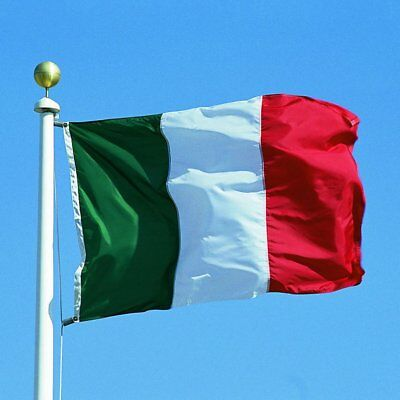 1pcs 60*90cm Standard Flag Polyester Double-sided Waving Italy Flag