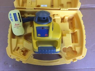 Trimble LL300 Rotating Laser Level With Receiver
