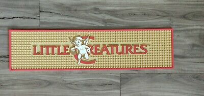 Little Creatures pvc rubber bar mat runner barmat coaster Pickup Available