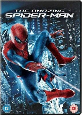 The Amazing Spider-Man (DVD, 2012) *New and Sealed*
