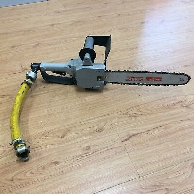 "Red Rooster Air Operated 14"" Chainsaw Rri-8550"