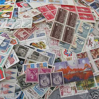 $10 Assorted MNH U.S.Postage Stamps