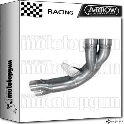 Arrow Raccordo No Kat Mv-Agusta Brutale 910 2005 05 2006 06
