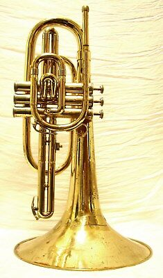 Blessing Marching Mellophone M100 in Good Playing Condition - Make an Offer!