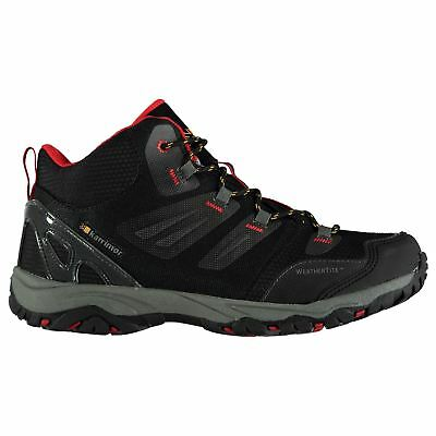 Karrimor Kids Adventura Junior Walking Boots Lace Up Breathable Waterproof