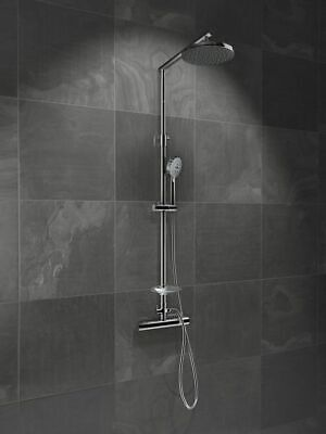 SP Boston Thermostatic Bar Mixer Shower  - SPS125
