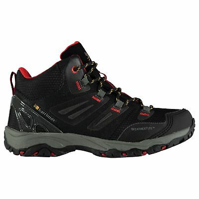 Karrimor Kids Adventura Childs Walking Boots Lace Up Breathable Waterproof