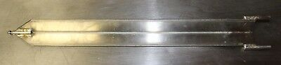 used Henny Penny Angled Rotisserie Spit part #40613 for SCR-6, SCR-3, TR-3, TR-6