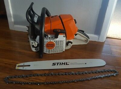 "Stihl Ms461 Chainsaw with 18"" bar and chain"