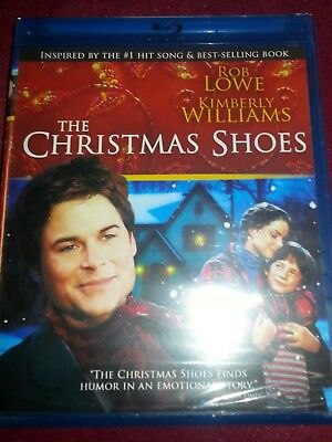 the christmas shoes rob lowe blu ray disc dvd dove approved - Song Christmas Shoes