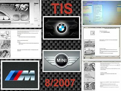 Tis 08/2007 Manuale Officina Bmw & Mini