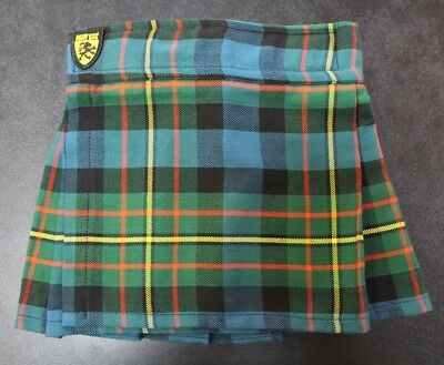 Baby Kilt One Size Fits All Velcro Plaid