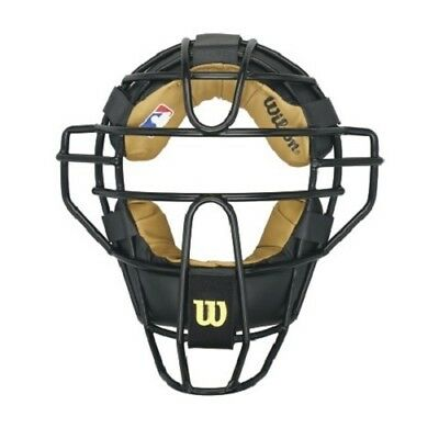 Wilson NEW-VIEW STEEL UMPIRE MASK