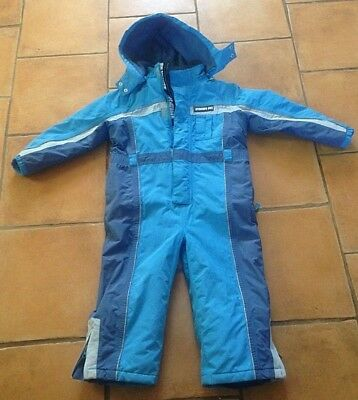 Xtreme Ski ! Age 4 - 5 Years ! Fabulous Warm / Waterproof Snow Suit ! Vgc