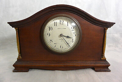 Antique London W. Mappin & Webb Mantle Clock  French Movement