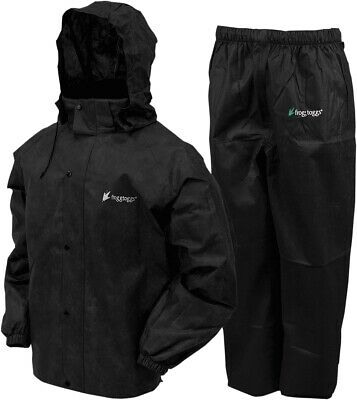 Frogg Toggs Allsport Rainsuit AS1310-01XL X-Large