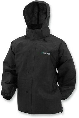 Frogg Toggs Pro Action Rain Jacket Black PA63123-01XL XL